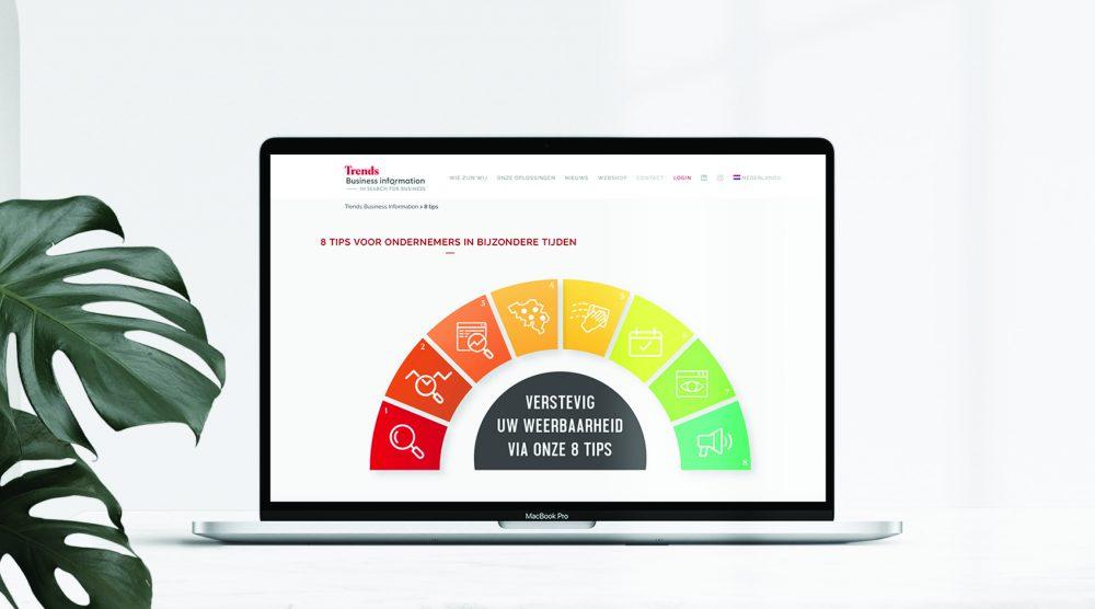 Weerbaarheidsbarometer - Ondernemingen en de Corona Stresstest